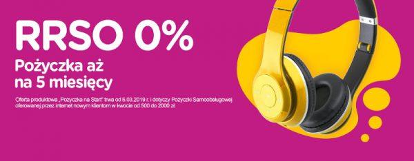 Prosta Pożyczka z RRSO 0% u Providenta