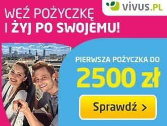 Vivus - oferta 2500 zł - żyj po swojemu