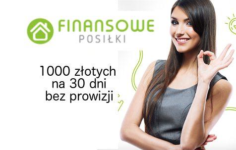 Finansowe Posiłki - oferta - kobieta