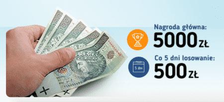 5000 i 500 złotych nagrody w konkursie Smartpożyczki