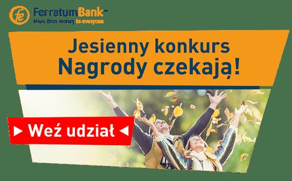 Ferratum konkurs jesienny 2017