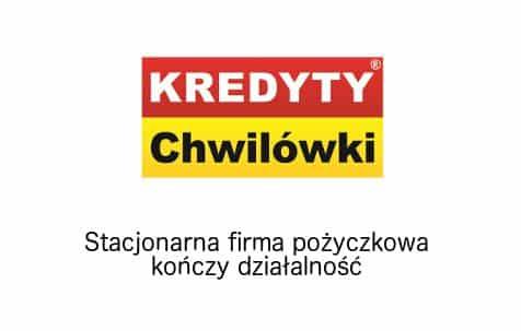 Kredyty Chwilówki - koniec działalności