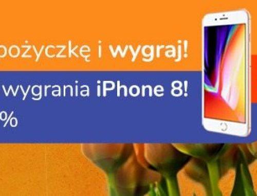 Kuki: Codziennie iPhone 8 do wygrania w konkursie wiosennym