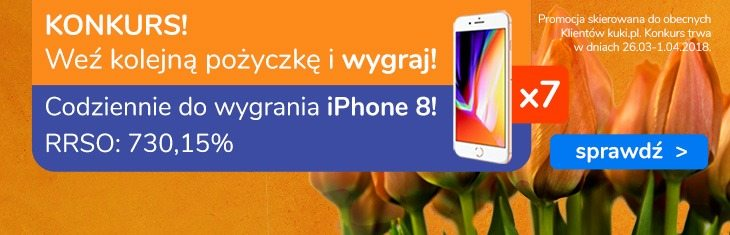 konkurs iphone 8