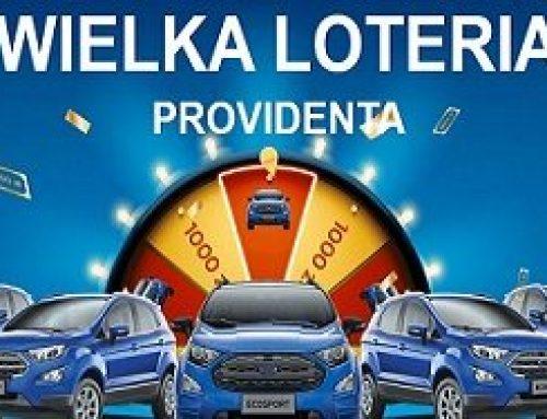 Wielka loteria Providenta trwa – samochody i kasa do wygrania