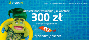 Voucher do Fly.pl od Vivus