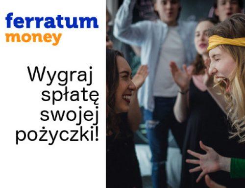 Ferratum: wygraj spłatę pożyczki w konkursie
