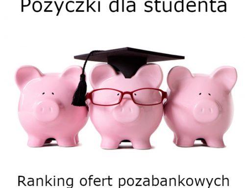 Pożyczki chwilówki dla studenta – ile i gdzie można dostać?