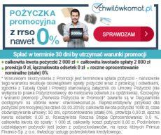 Chwilówkomat - pożyczki chwilówki do 5000 zł