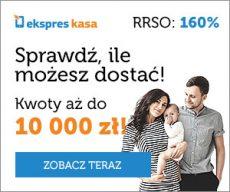 Teraz nawet 5000 zł dla nowych klientów w Ekspreskasie