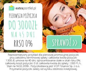 Extraportfel - chwilówki do 3000 zł