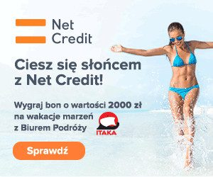 Netcredit.pl - banner i konkurs