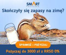 Smartpozyczkapl - pierwsza pożyczka gratis do 3000 zł
