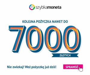 Szybkamoneta.pl - polska chwilówka dla stałych klientów do 7000 zł