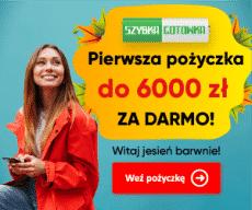 Szybka Gotówka - oferta jesienna 2019
