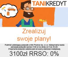 Tani kredyt - pożyczka na miesiąc czasu