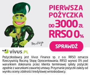 3000 zł od Vivusa