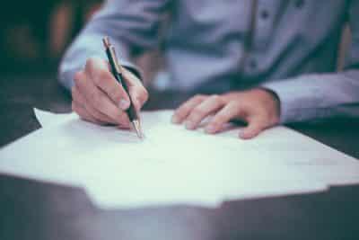 Umowa pożyczki - podpisanie - klauzule