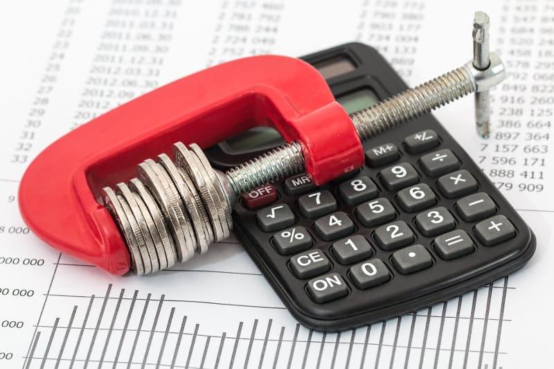 Kalkulator zdolności kredytowej i zadłużenia osób z komornikiem