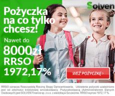 Solven banner z ofertą