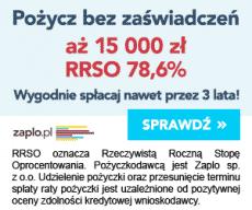 Zaplo.pl - pożyczki ratalne - logo i banner