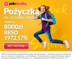 Polożyczka - chwilówki do 8000 zł