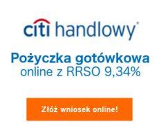 Citi Handlowy - pożyczka gotówkowa button