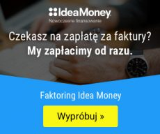 Idea Money faktoring banner