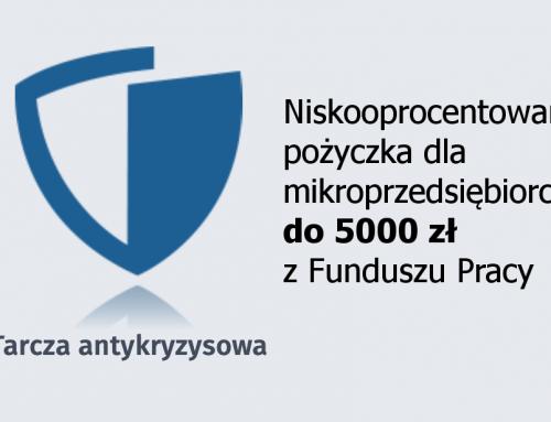 Pożyczka do 5000 złotych – wniosek w Warszawie – dla mikroprzedsiębiorców