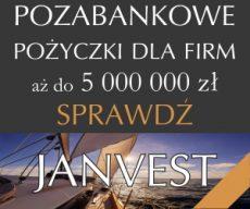 Janvest SA banner