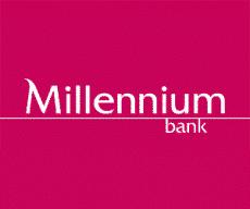 Millennium Bank - logo