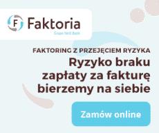 Faktoria banner