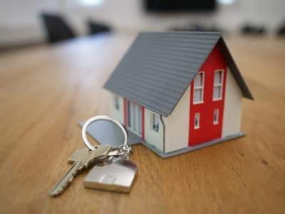dom - klucze - nadpłata kredytu hipotecznego