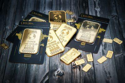 Złoto - płytka jednouncyjna - najwyższa próba