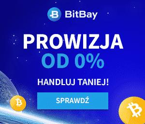 Bitbay - prowizja od 0%