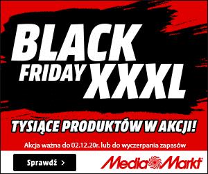 Black Week w Media Markt - banner