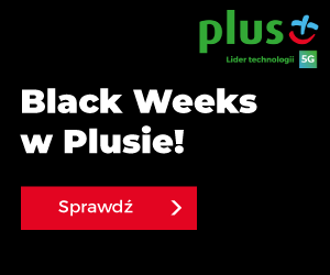 Black Week w Plusie