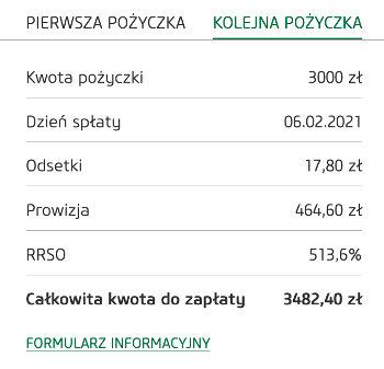 Formularz informacyjny - umiejscowienie na stronie vivus.pl