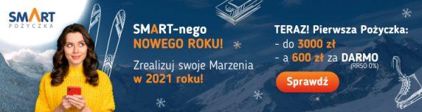 Banner duży SmartPożyczka - nowy rok