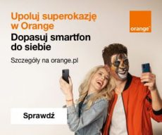 Orange banner - superokazje