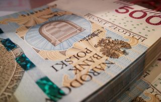 Banknot 500 złotych - Jan III Sobieski