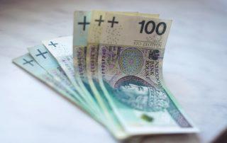 banknoty 100zlotowe parapet - Władysław Jagiełło