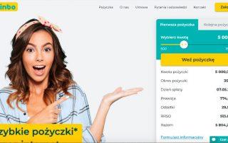 Finbo.pl - podgląd strony www
