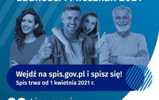 Narodowy Spis Powszechny - banner 700x700