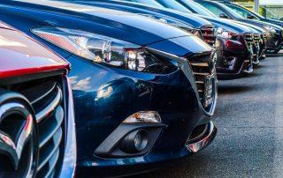 Używane zachodnie samochody sprowadzane z UE