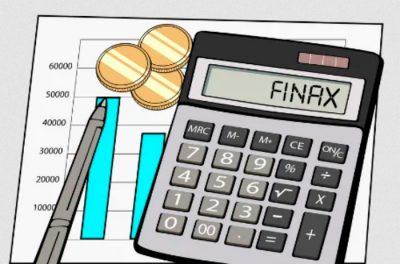 Finax - kalkulator inwestycji ETF - robodoradca