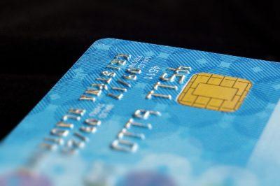 karta kredytowa - użyta do cashback