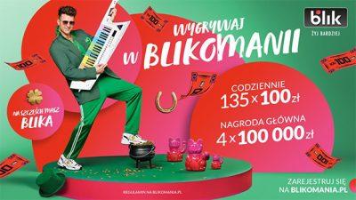 Blikomania 2021 - baner promocyjny