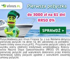 3000 zł od Vivusa - banner lato 2021