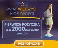 Smartpozyczka.pl - darmowa chwilówka do 1200 zł - banner powrót do szkoły